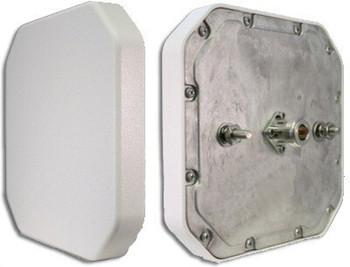 Laird RHCP 5x5 RFID IP67 RFID Panel Antenna w. N(F) - EU (S8655PRNF)