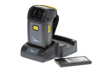 TSL 1062 Bluetooth HF RFID and 1D Barcode Wearable Scanner Set (1062-01-BT-HSCAN-KIT-US)