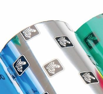 Zebra, 5586 Wax/Resin Ribbon, 3.3 in. x 244 ft., 0.5 in. core, 12 Rolls per case 05586GS08407
