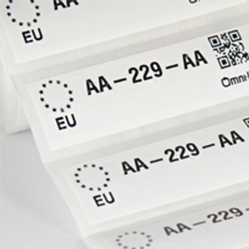 Omni-ID IQ 800G RFID Tag (IQ 800G)