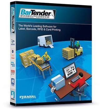 Seagull BarTender 2016 Enterprise Automation Edition (BT16-EA)