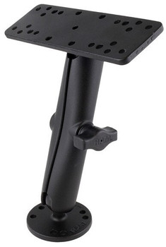 RAM 6 Inch Arm Wall Mounting Bracket for 2 or 4 Stud Panel Antennas (EZ-M6-WALL)
