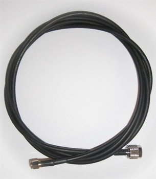 Times-7 2m Antenna Cable (195 Series, RP-TNC Male to SMA Male) (71436)