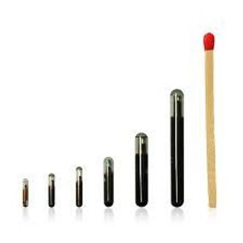 HID Glass Tag LF Hitag S 256 - 4 x 22 mm 623209