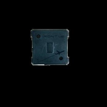 HID UHF Iron Tag 206 - Monza X 8kbits + Sticker VHB (US) 6D3904-001