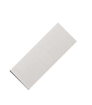 HID LABEL PAPER WHITE RECT 54X34MM UHF MR6-P 6H2E54
