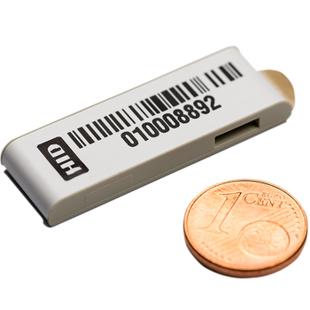 HID TapMark Tag Sticker (1D Standard Barcode) - MR6 6F1950-021