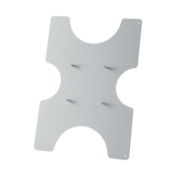 RFMAX-71632 SlimLine RFID Antenna Mounting Plate for Zebra AN620 & Times-7 A6032 (RFMAX-71632)