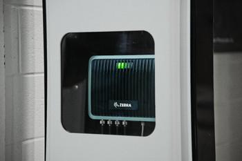 Zebra FX9600 RFID Reader - 4 ports )(FX9600-42320A50