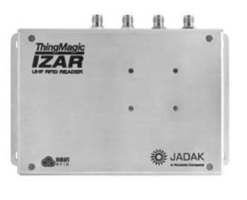 THINGMAGIC IZAR 4-PORT UHF RFID READER BY JADAK (PLT-RFID-IZ6)