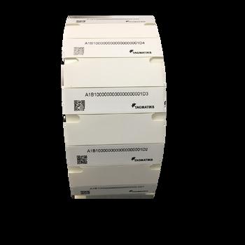 """TagMatiks Pre-printed/Pre-encoded On Metal Labels - 2.75"""" x .71"""" (TAG-K-LBL-OM-27571)"""