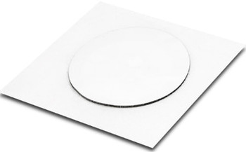 HID HF RFID Label OM PET White 45 x 45 mm Square- NTAG213 (6E3M45)