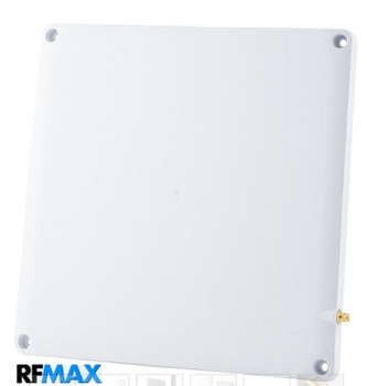 RFMAX R8658-LPF-SSF Low Profile Flush Mount 10x10 inch IP-67 Circularly Polarized RFID Antenna - ETSI