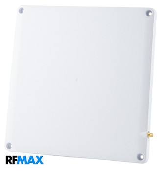 RFMAX R8658-LPV-SSF Low Profile 100mm VESA Mount 10x10 inch IP-67 Circularly Polarized RFID Antenna - ETSI (R8658-LPV-SSF)