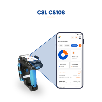 CSL CS108 on TagMatiks AT Lite