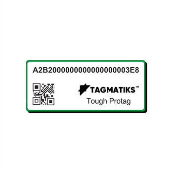 TagMatiks Tough ProTag RFID Tag, 50-pack (TAG-TGH)
