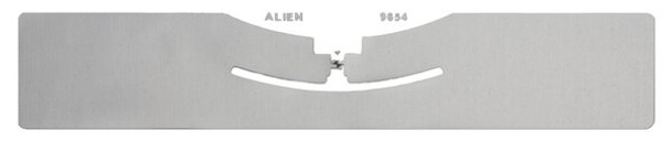 Alien G-Tag Higgs 3 Wet Inlay On Pitch Test Roll (ALN 9654) (ALN-9654-FWRW-T)