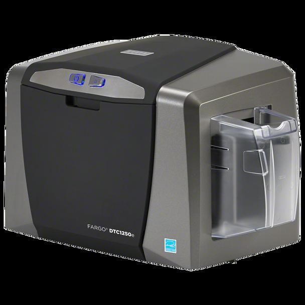 HID Fargo DTC1250E Single-Sided HF Card printer (50138)