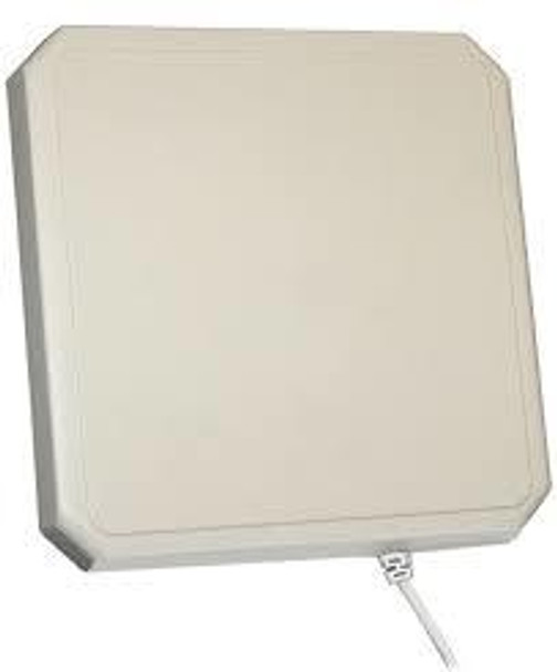 Laird LHCP 10x10 RFID Antenna w. 6 ft. Cable RP-TNC(M) VESA - Global (S8658WPL-T-01)