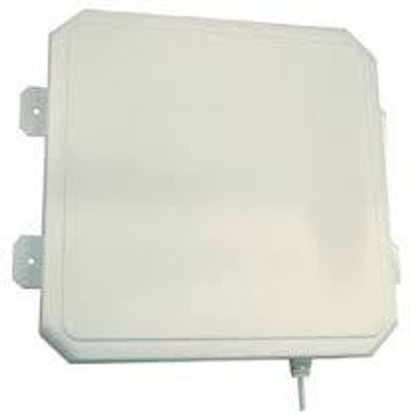 Laird RHCP 10x10 Flush Mount Antenna w. 12 in. Pigtail RP-TNC(F) - US (R9029F12RTF)