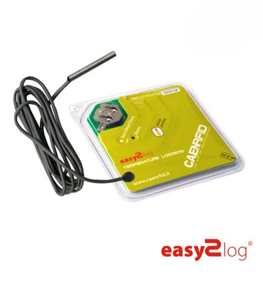 CAEN UHF Temperature Logger Semi-Passive Tag (EPC Gen2) with External Probe (WRT0005ETAAA)