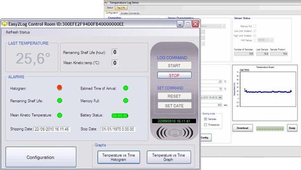 CAEN Easy2log Demo Software (easy2log SW)