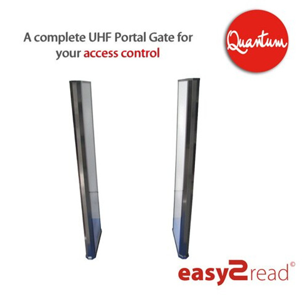 CAEN UHF RFID Gate for People Access Control and Asset Tracking (MSTGW - Quantum)