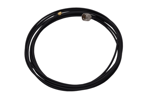 CAEN 5 m RF Antenna Cable SMA-N type WCAVOAAAX003