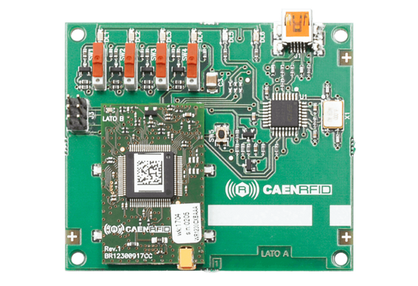 Caen QUARK RFID Reader Evaluation Board (WR1230CBEVBX )
