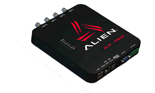 Alien F800 Reader Kit (ALR-F800-RDR-KIT)