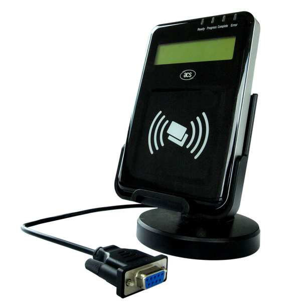 ACS ACR122L VisualVantage Serial NFC Reader with LCD (ACR122L)