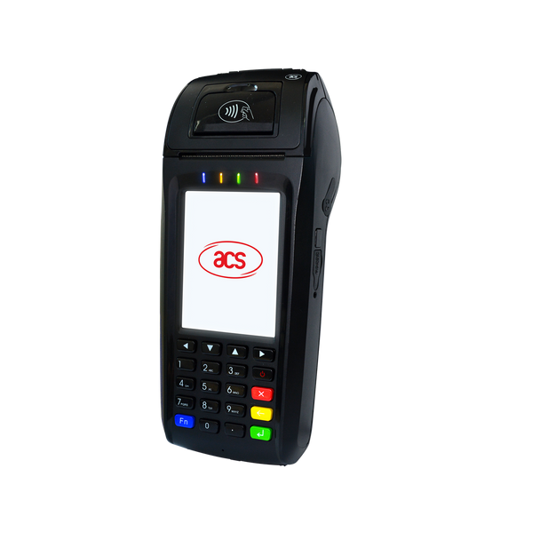 ACS All-In-One Mobile Smart Card Terminal (ACR890)
