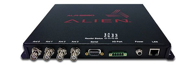 Alien ALR-9680 RFID POE Reader w. Power Supply (ALR-9680-ALL)