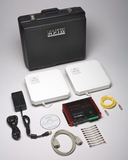 Alien ALR-9900-PLUS RFID Reader Dev. Kit (ALR-9900-PLUS-DEVC-ALL)