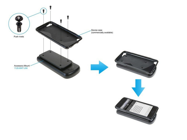 TSL 1128 Bluetooth UHF Handheld Reader 1128-BT-UHF
