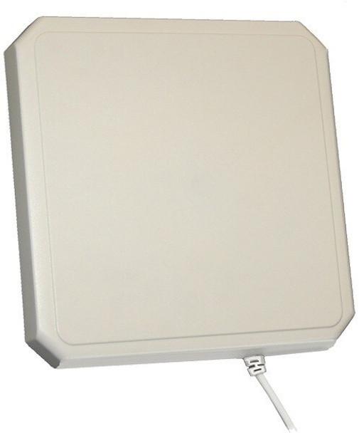 Laird CP 10x10 RFID Antenna w. 8 ft Cable RP-TNC(M) - EU (S8658PRJ96RTN)