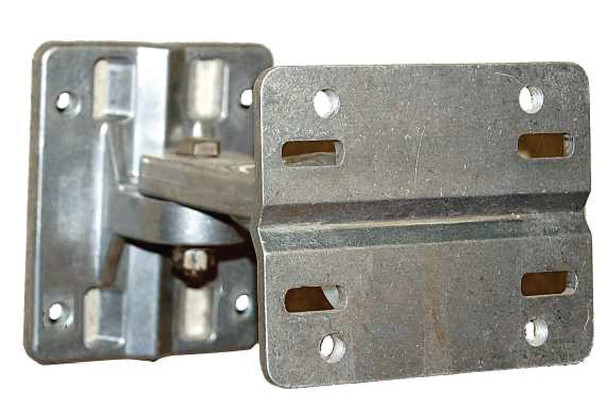 HDMNT Heavy Duty Aluminum Mounting Bracket - Wall or Mast Mount (HDMNT)