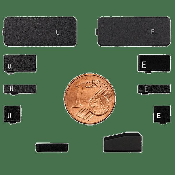 HID Brick Tag UHF Ceramic 75 (EU) 698930