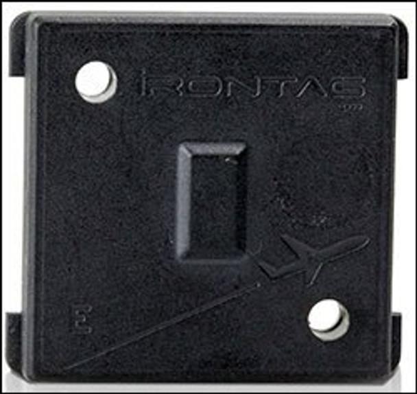 HID UHF Iron Tag 206 - Monza X 8kbits + Sticker VHB (EU) 6D3903-001