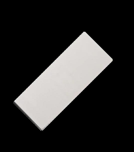 HID LABEL PAPER WHITE RECT 54X34MM UHF MR6-P 6H2E54