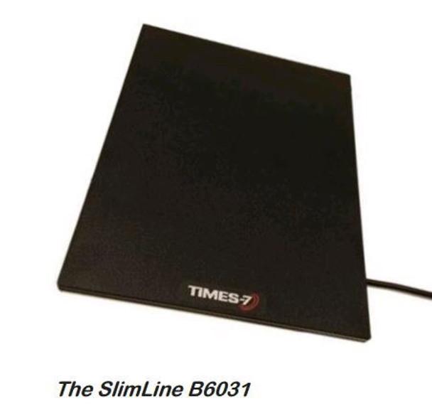 Times-7 Slimline B6031 Circular Polarised UHF Antenna