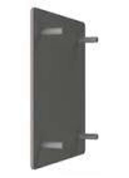 Times-7 71757 Universal Mounting Plate for Slimline Antenna, 6mm