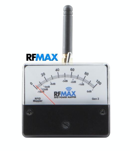 RFMAX RFID POWER MAPPER