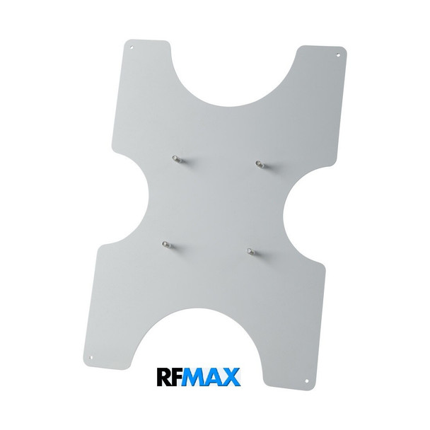 RFMAX-71631 SlimLine Antenna Mounting Plate for Zebra AN610 & Times-7 A6031 & B6031 (RFMAX-71631)