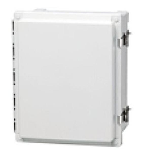 RFMAX NEMA 4X Polycarbonate Enclosure for RFID Readers, Cellular / M2M Modems (RFMAX-AR12106CHSSL-8561029)