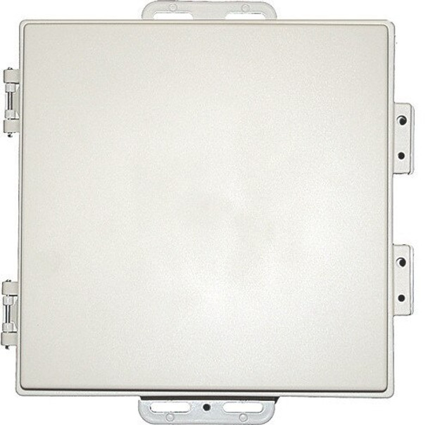 10x10x4 inch Die Cast Aluminum Enclosure with Integrated LHCP RFID Antenna - FCC (RFMAX-DCE9028PRFSMF)