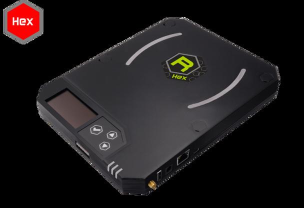 CAEN R1290I Hex Multipurpose RAIN RFID Reader with PoE (R1290I - Hex)