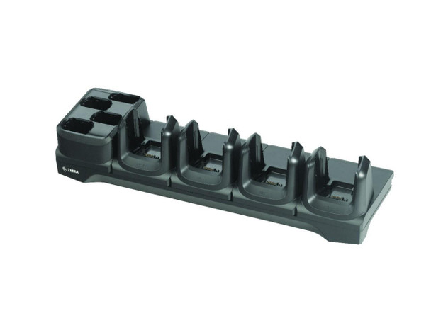 Zebra CRD-MC33-4SC4BC-01 Four-Slot Charge Only Cradle