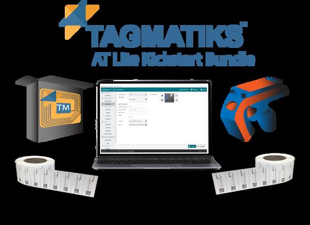 TagMatiks AT Lite Kickstart Bundle (TAG-ATL- K-LBL-BDL)