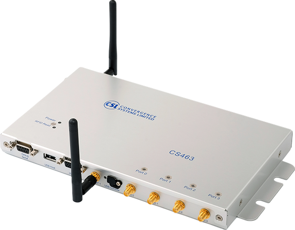 CSL CS463 Intelligent Fixed UHF RFID Reader (CS463-2)